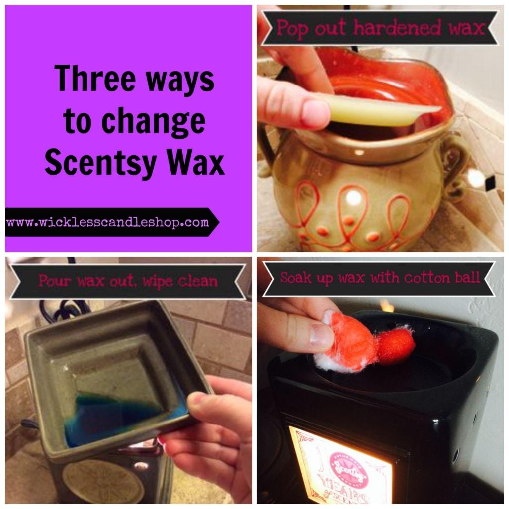 Switch Scentsy Wax