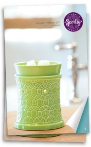 Scentsy Europe Autumn Catalog