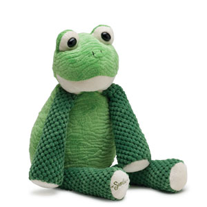 Ribbert The Frog Scentsy Buddy