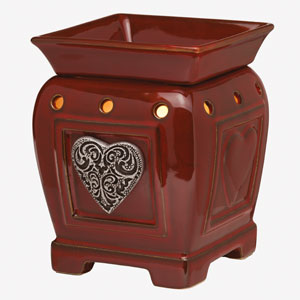 Scentsy Charitable Cause Warmer Heart Association
