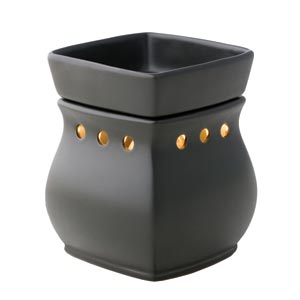 Satin Black Full-Size Scentsy Warmer $30.00