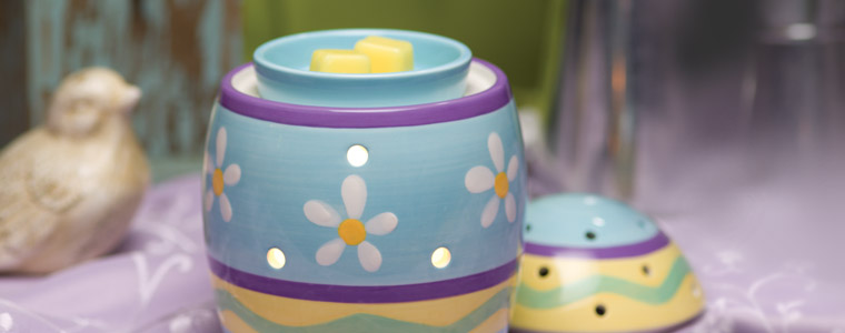 Scentsy Easter Egg Warmer of the Month