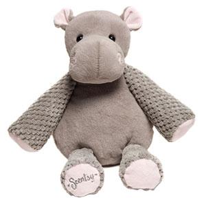 Halla Hippo Scentsy Buddy