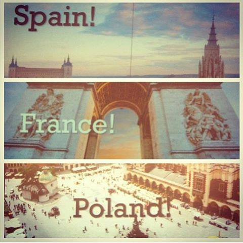 Scentsy Spain France Poland