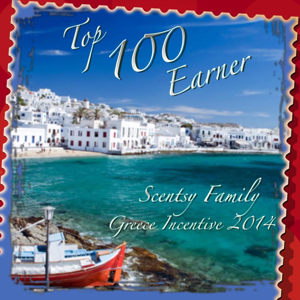 Scentsy Greece Trip
