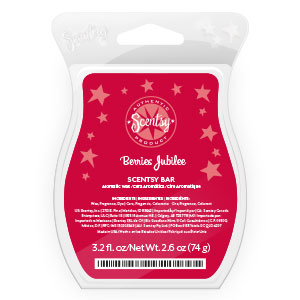 Berry Scentsy Scent of the Month