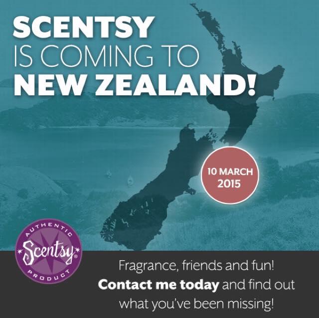 New Zealand Scentsy