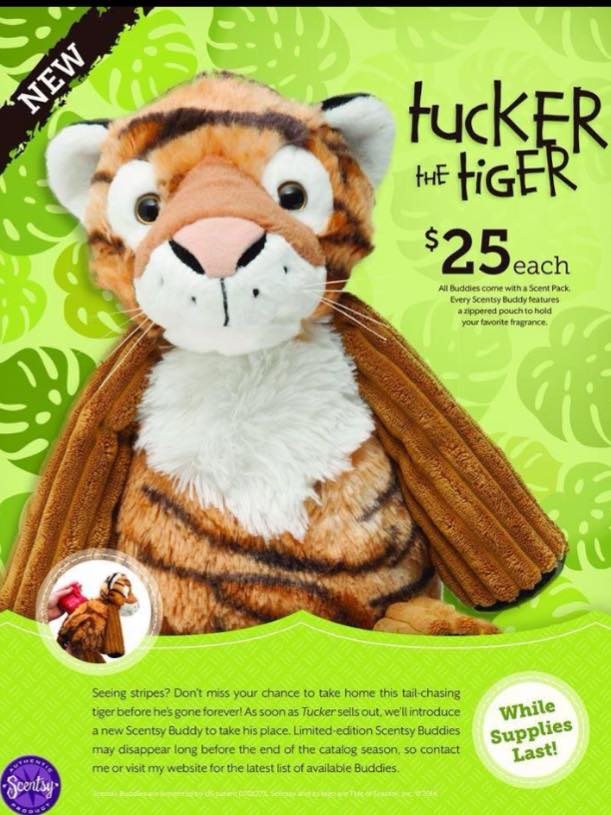 TigerScentsyBuddy