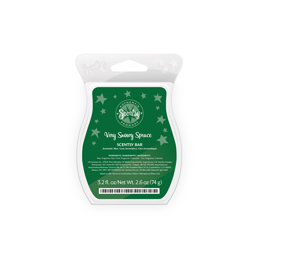Christmas Tree Scentsy Scent