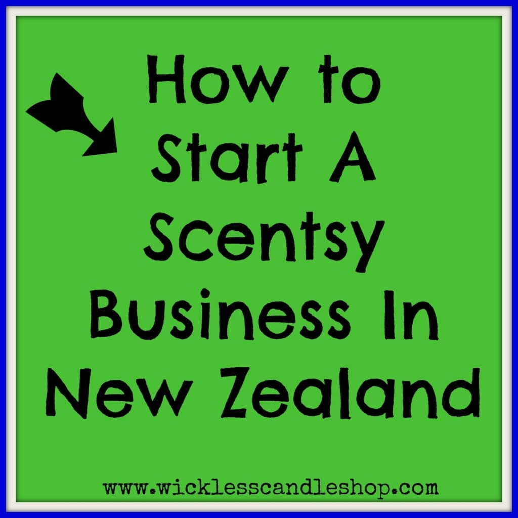 Join Scentsy New Zealand