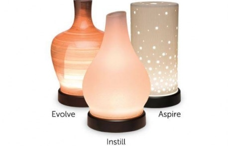 Scentsy Diffuser Shade Styles