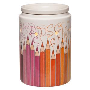 Scentsy Colored Pencils Warmer