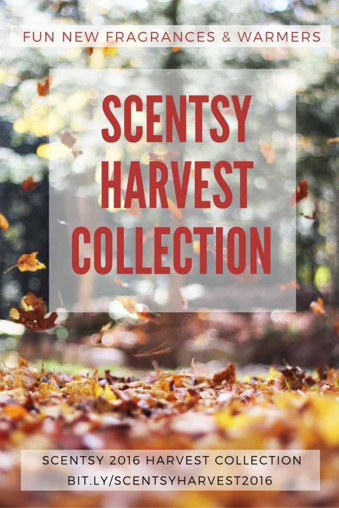 Scentsy Harvest Collection 2016