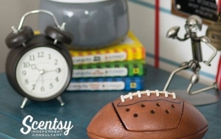 Scentsy football warmer