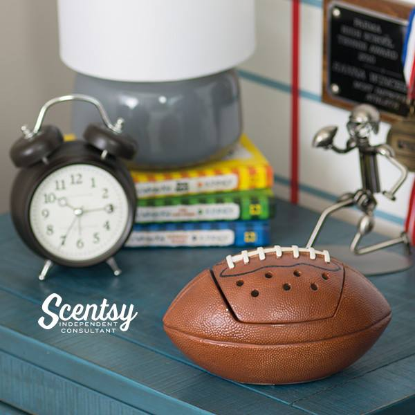 Scentsy football warmer
