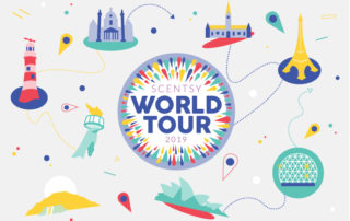 Scentsy World Tour 2019