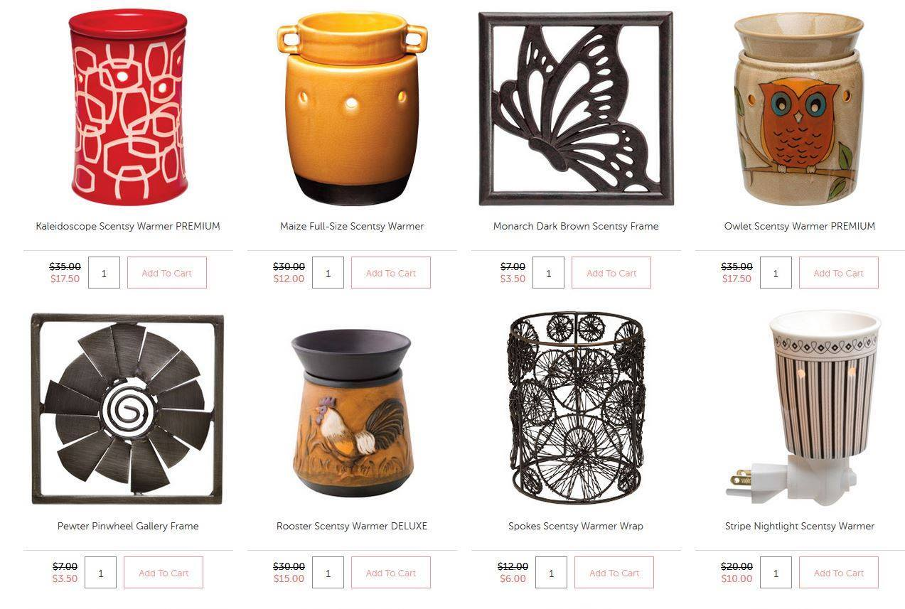 Scentsy sale