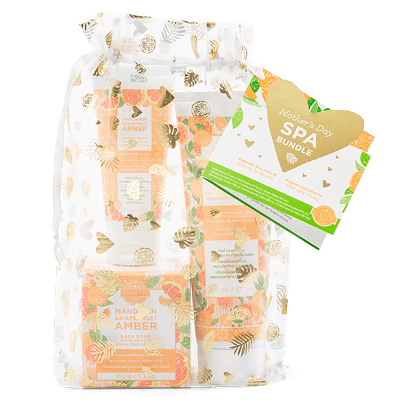 Scentsy Spa Mothers Day Bundle