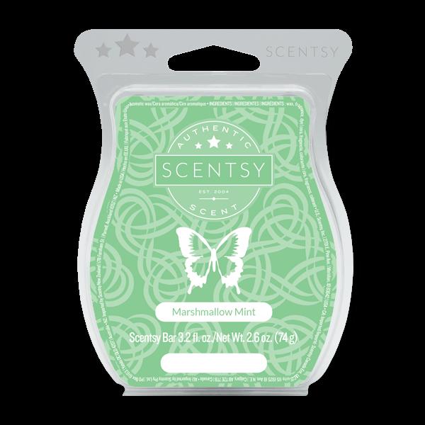 Scentsy Marshmallow Mint Buy Online