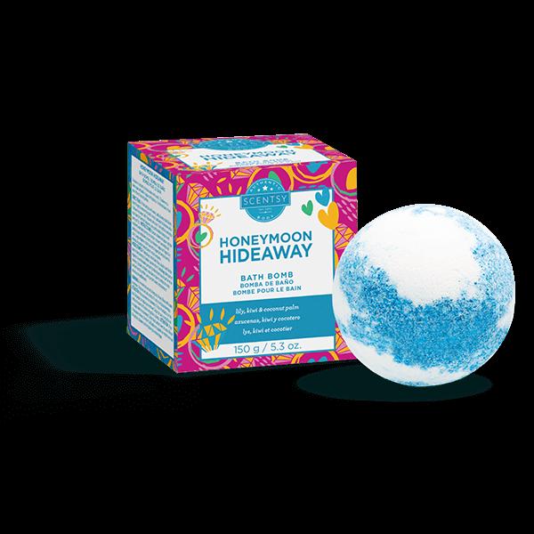 Honeymoon Hideaway Bath Bomb