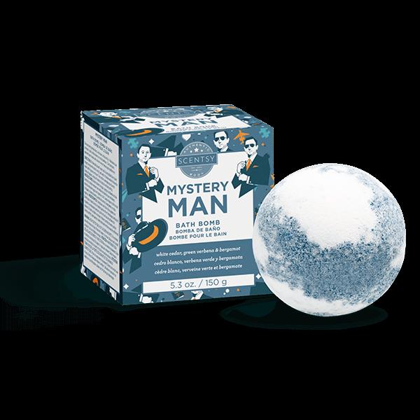 Mystery Man Bath Bomb
