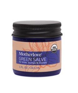 Motherlove green salve