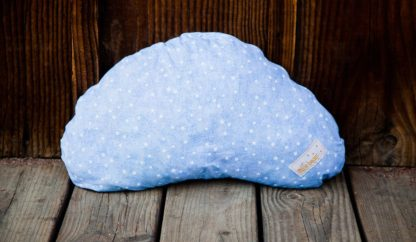 Littlebeam starry night nursing pillow.