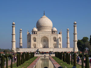 Taj Mahal, India, travel, global, authors