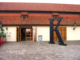Kafka Museum in Prague
