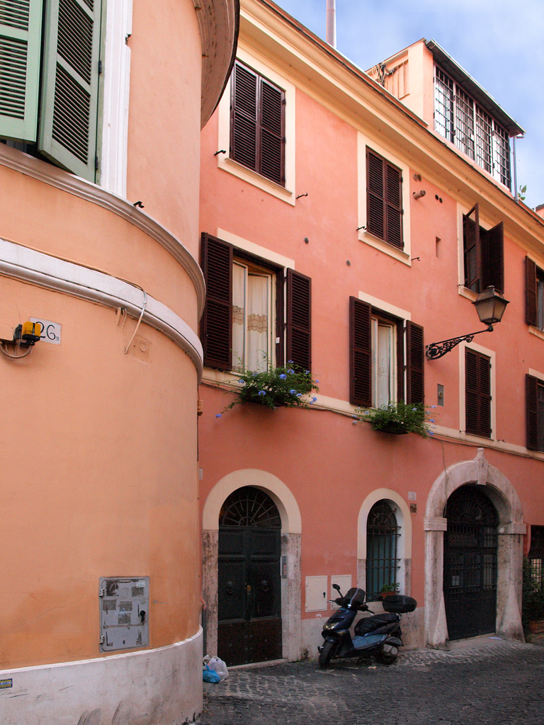 Rome, Europe, Italy, travel, hotel B&B
