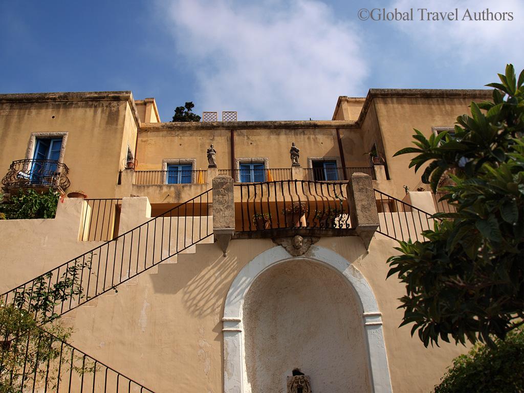 Casa Cuseni Taormina, Sicily