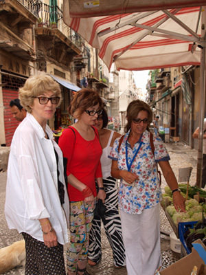 No understanding of Sicily is complete without Palermo markets