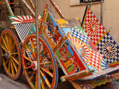 Sicily Palermo Italy travel art culture history