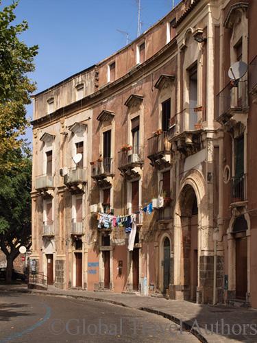 18th century Sicilian palace