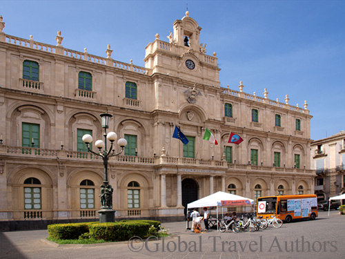 Catania University