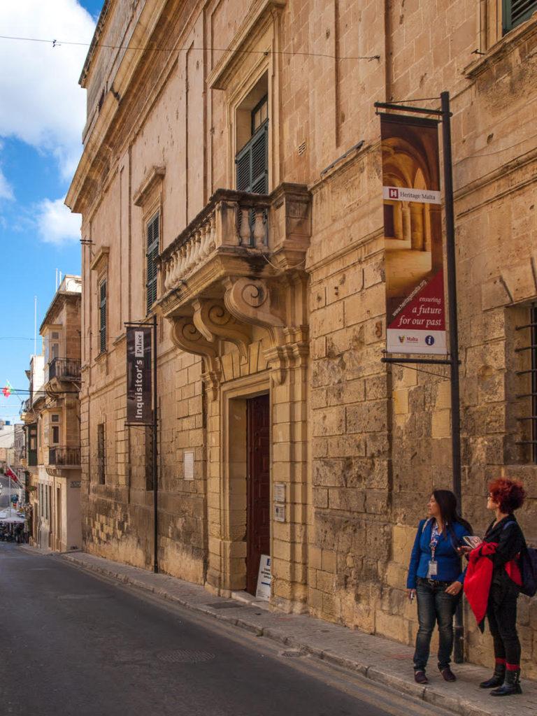 Great Inquisitor Palace, Valletta, Malta