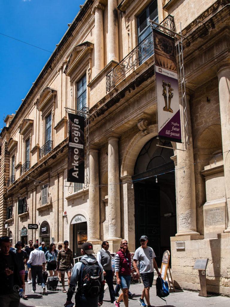 Archeological Museum, Valletta, Malta