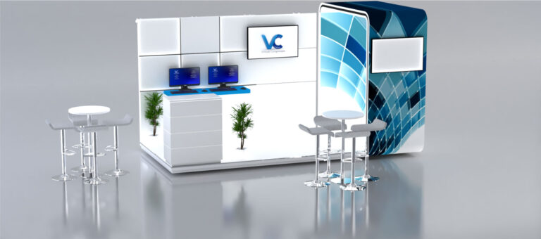 Stand ejemplo