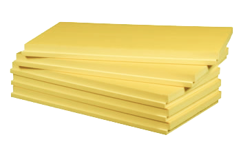 Panel aislante de poliuretano expandido