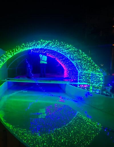 christmas-tunnel