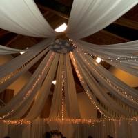 fabric ceiling panels