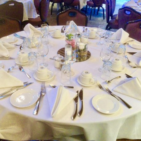 "90"" white tablecloth"