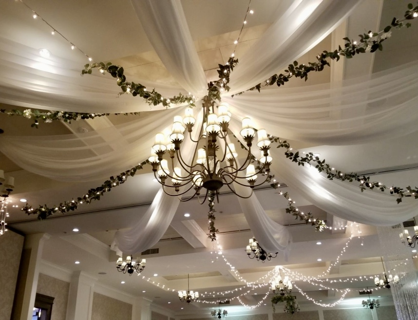 Medium Pinwheel Ceiling Package