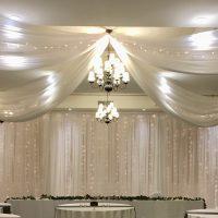 4 panel pinwheel ceiling package