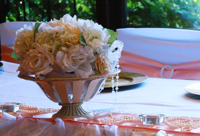 Iron Flower Basket