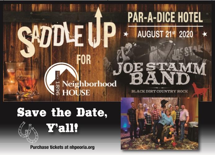 Saddle Up event information