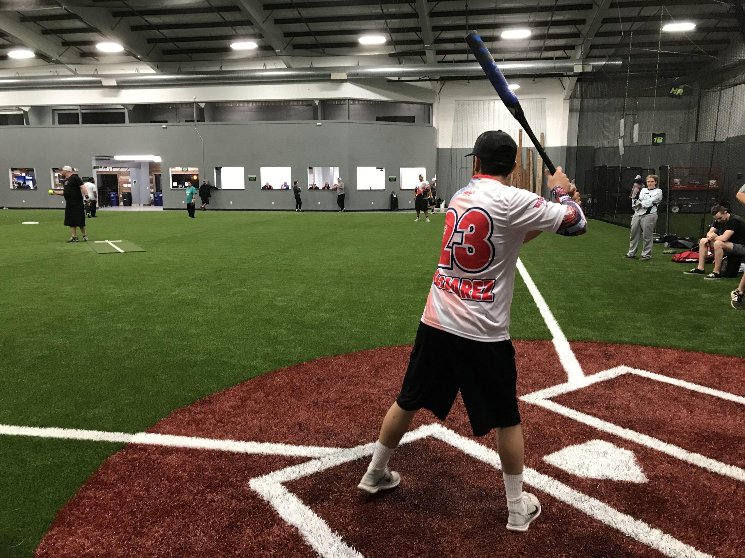 Adult Softball Open Gym