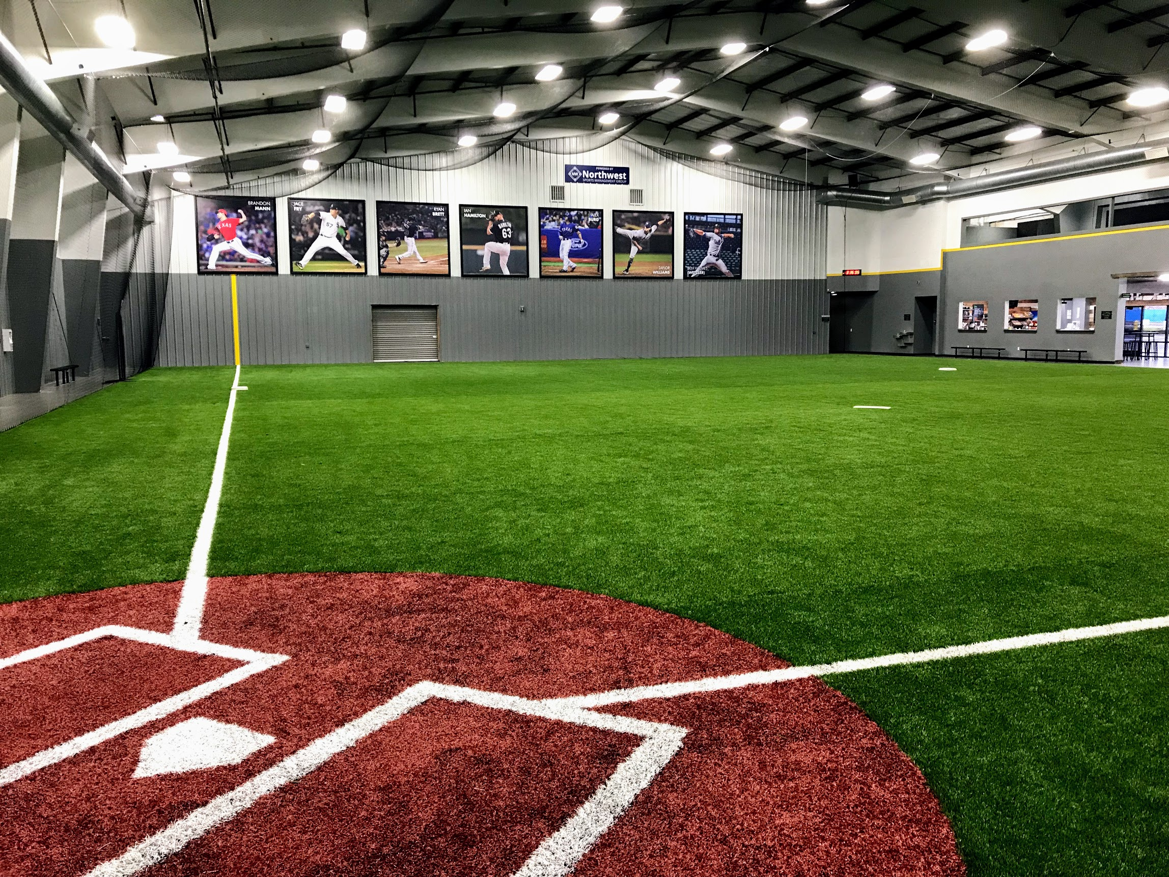 NW Athletic Center Arena