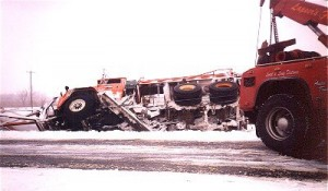 flipped plow