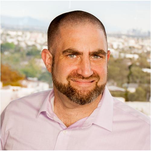Jonah Kaufman, VP Client Success